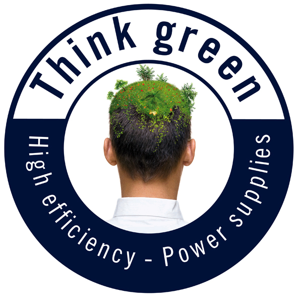 4. THINK GREEN