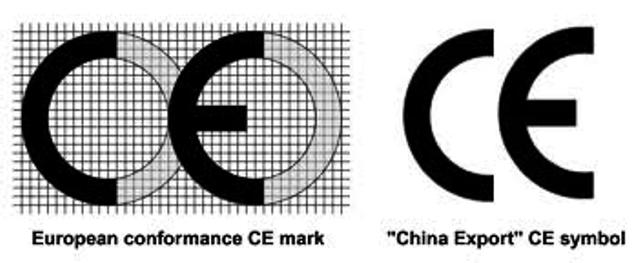 5. HOW TO RECOGNIZE THE CE MARKING